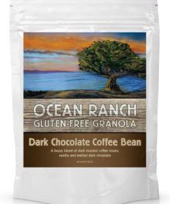 Ocean Ranch GF Dark Chocolate Coffee Bean Granola