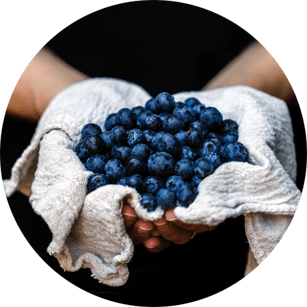 Superfood Blueberries Month