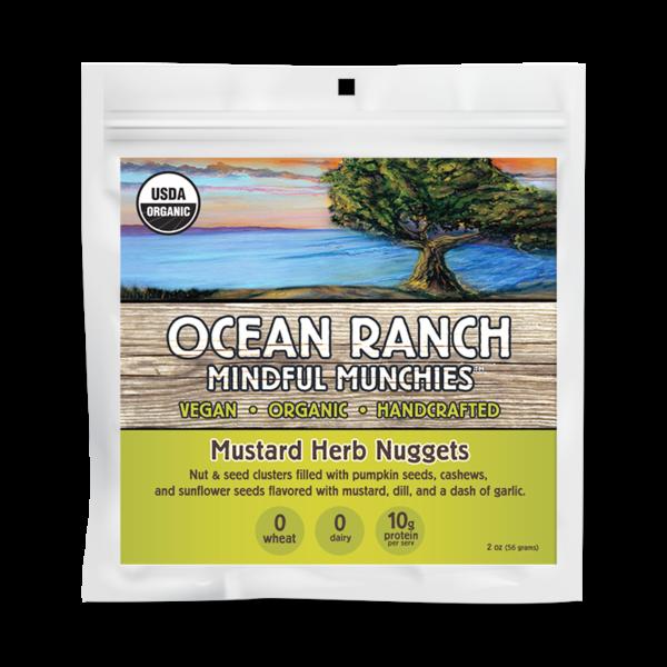 Mustard Herb Nugget MockUps