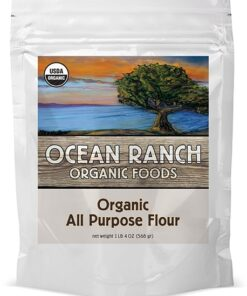 Organic All Purpose Columbine Flour