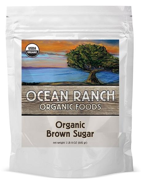 Organic Brown Sugar