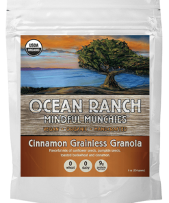 Cinnamon Grainless Granola