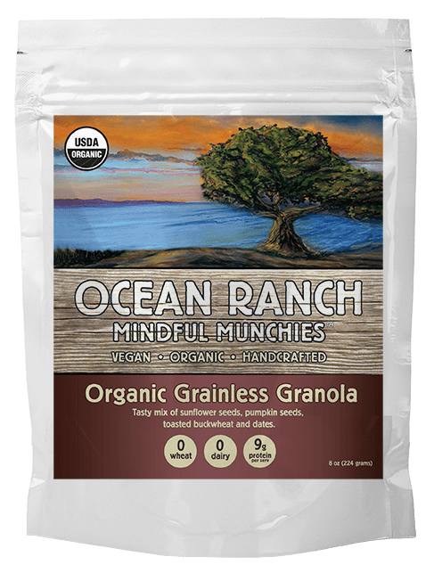 Organic Grainless Granola