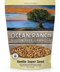 Vanilla Super Seed Gluten Free Granola