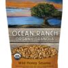 Wild Honey Sesame Organic Granola